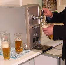 beer dispensing
