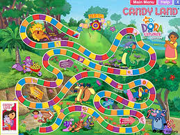 new candyland game
