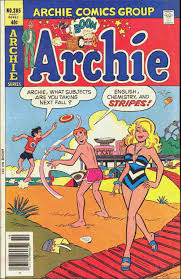 first archie comic