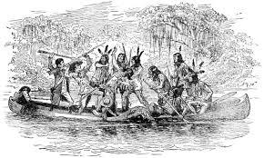 creek indians pictures