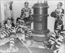 old hockey photos