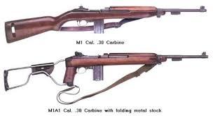 carbine rifles