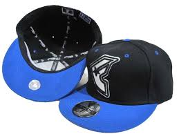 famous fitted hats