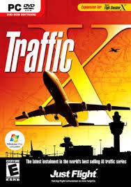 flight simulator traffic x