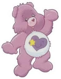 care bear purple