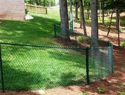 green chain link