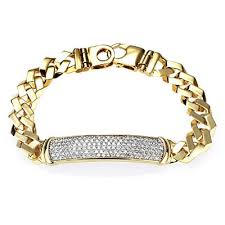 gold bracelets mens