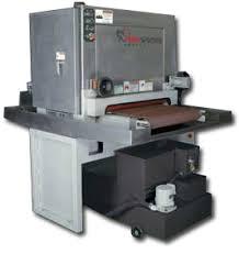 metal finishing machine