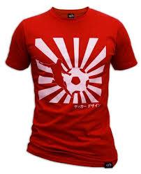 rising sun shirts