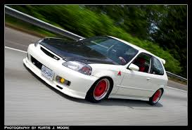 honda civic hatchback 96