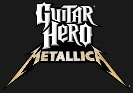 metallica guitar hero guitar