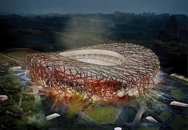 china bird nest stadium