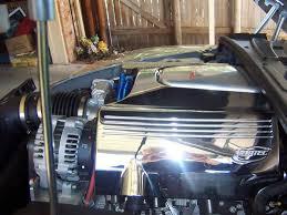 chrome engine covers