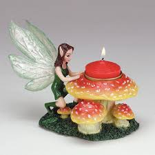 fairy candle holders
