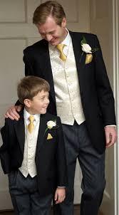morning suit wedding