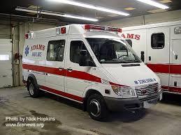 dodge sprinter ambulance