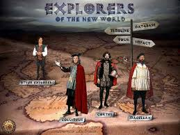explorers new world