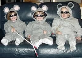 3 blind mice costumes
