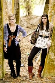 hippie style clothing