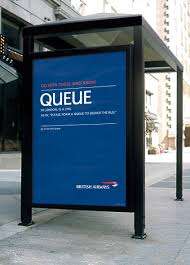 british airways ads