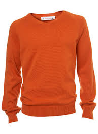 orange jumper