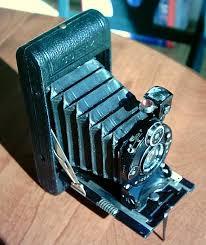 bellow camera