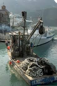 fishing boats alaska