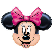 cartoon minnie mouse