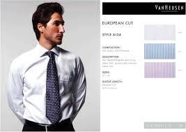 european cut shirt
