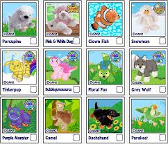 all webkinz pets