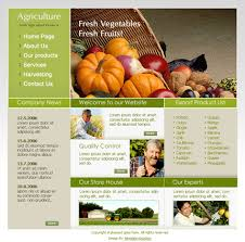 agriculture web sites