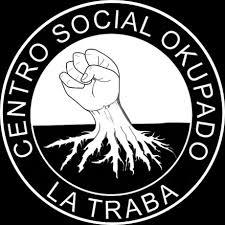 CSOA LA TRABA, Madrid.