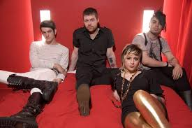 shiny toy guns photograph