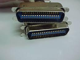 cable centronics