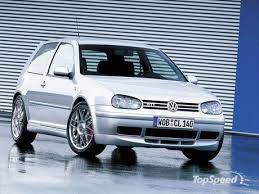 vw golf anniversary