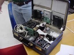 brief case laptop