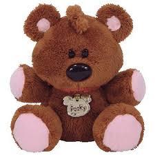garfield teddy