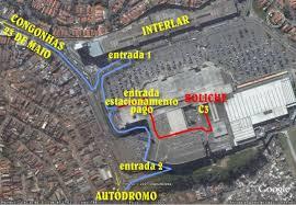 interlagos mapa