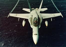 f18 plane