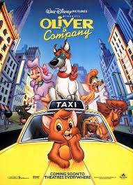 oliver and company video