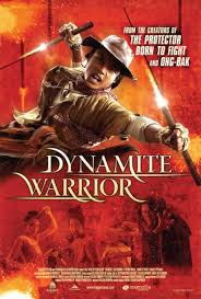 dynamite warrior movie
