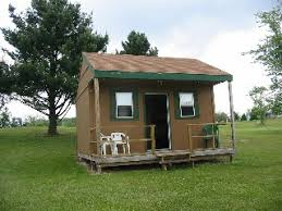 cabin trailer