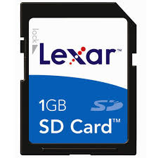 lexar secure digital