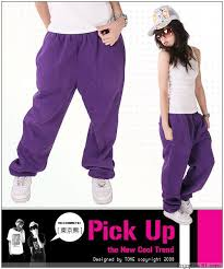 hip hop trousers
