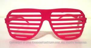 blinder glasses