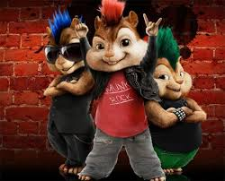 alvin and th chipmunks