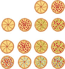 different pizza toppings