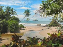 costa rica beach pictures