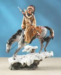 american indian figurines