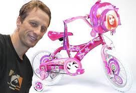 barbie bicycles